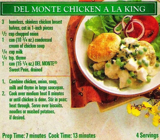 Chicken ala king recipes with cream of chicken soup soup cooks recipes chicken ala king recipes with cream of chicken soup forumfinder Images